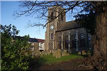 TL8683 : St Peter's Church, Thetford by Bill Boaden