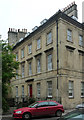 ST7464 : Chandos House, Westgate, Bath by Stephen Richards