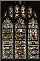 TQ7736 : The Guildford Window, Cranbrook church by Julian P Guffogg
