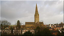 SX9192 : St Michael and All Angels Church, Exeter by Chris Holifield