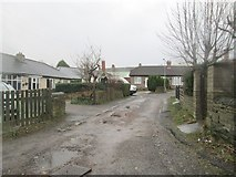 SE0724 : Lynwood Crescent - Stanley Road by Betty Longbottom
