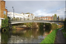 TQ1883 : Grand Union Canal - Paddington Branch, Bridge 11B by N Chadwick
