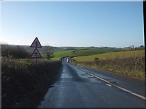 SX8460 : Looking towards the Dart valley by David Smith