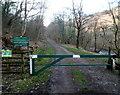 SS7994 : Entrance to Foel Fynyddau, Pontrhydyfen by Jaggery
