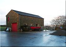 SE0721 : Elland FP42 at Lower Turbury Farm by Humphrey Bolton