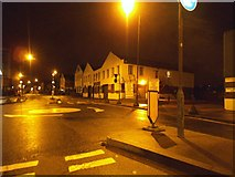 TQ2282 : Scrubs Lane at the junction of Hythe Road by David Howard