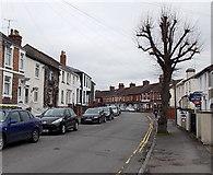 SU1584 : Belle Vue Road, Swindon by Jaggery