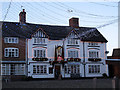 SJ7560 : The Market Tavern at Christmas by Stephen Craven