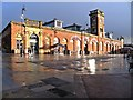 SJ9399 : The Market Hall, Ashton-Under-Lyne by David Dixon