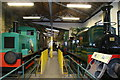 SE2734 : Leeds Industrial Museum - locomotives by Chris Allen