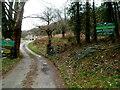 ST2091 : Welcome to Hafod-tudur-ganol near Wattsville by Jaggery