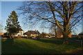 TL5670 : Village green at Wicken by Bill Boaden