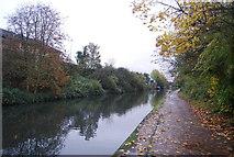 TQ2182 : Grand Union Canal Walk by N Chadwick