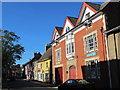 TL8741 : Gainsborough Street, CO10 (3) by Mike Quinn
