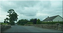 N0932 : House on the Westmeath/Offaly border south-west of Ballynahown by Eric Jones