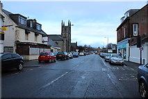 NS6113 : A76 Castle, New Cumnock by Billy McCrorie
