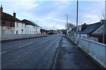 NS6113 : Afton Bridgend, New Cumnock by Billy McCrorie