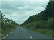 N2120 : View east along the R457 at Derrymore by Eric Jones