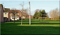 J4073 : Green space, Tullycarnet, Dundonald by Albert Bridge