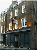 """TQ3480 : """"Captain Kidd"""" PH in Wapping High Street by Shazz"""