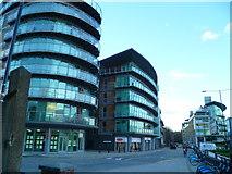 TQ3480 : Wapping High Street by Shazz