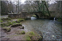 SX4970 : Grenofen Bridge by jeff collins