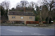 SK2168 : Bridge Cottage, Station Road, Bakewell by Peter Barr