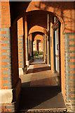 SK7954 : Ossington Coffee Palace by Richard Croft