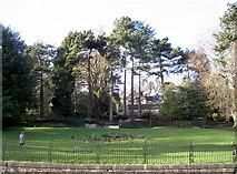 ST7565 : Hedgemead Park by Neil Owen