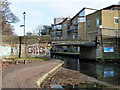 TQ3683 : Three Colts Bridge, Hertford Union Canal by Robin Webster