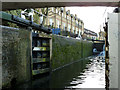 TQ3684 : Hertford Union Canal middle lock by Robin Webster