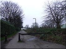TQ7668 : Khyber Road, Gillingham by Chris Whippet