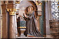 TR1557 : Memorial to Lady Dorothy Thornhurst, Canterbury Cathedral by Julian P Guffogg