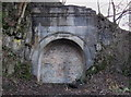 SE0976 : Disused Railway Tunnel by the Scar House Road by Chris Heaton