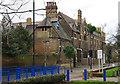 TQ3078 : Former St Peter's School, Lambeth by Julian Osley