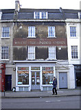 ST7565 : Walcot Fruit and Potato Stores by Neil Owen