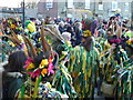TL2797 : Feathers, flowers and fur - Whittlesea Straw Bear Festival 2014 by Richard Humphrey
