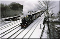SP5007 : Steam and Snow by Martin Addison