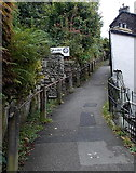 NY3704 : The Gale, Ambleside by Jaggery