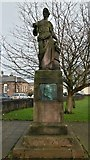 NT9953 : Monument to Philip Whiteside Maclagan by Graham Robson