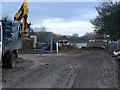 SK5637 : Looking east alongside Coronation Avenue by Alan Murray-Rust