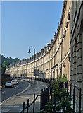 ST7565 : The Paragon, Roman Road, Bath by Stephen Richards