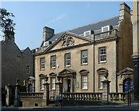 ST7565 : Former King Edward's School, Broad Street, Bath by Stephen Richards