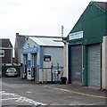 ST7593 : Wotton Tyre & Exhaust Centre, Wotton-under-Edge  by Jaggery