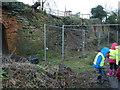 SO9969 : Former lime kilns - Tardebigge by Chris Allen