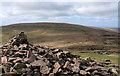 SO2228 : Summit cairn of Pen y Gadair Fawr by Trevor Littlewood
