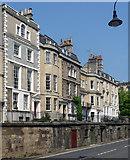 ST7565 : 13-19 Roman Road, Bath by Stephen Richards