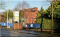 J3270 : Former Public Records Office, Belfast - 2014 (2) by Albert Bridge