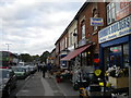 SP0689 : Shops on Birchfield Road, Aston by Richard Vince