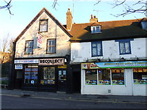 TQ7369 : North Street, Strood by Chris Whippet